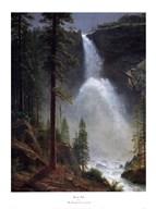 Nevada Falls Art