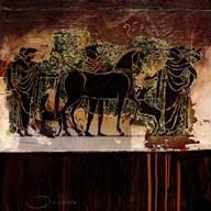 Etruscan Century  Fine Art Print