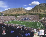 LaVell Edwards Stadium BYU Cougars 2008  Fine Art Print