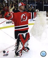 Martin Brodeur Winningest Goaltender in NHL history with 552 wins Art
