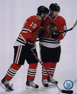 J.Toews / P.Kane - 2009 Playoffs Art