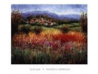 Tuscany  Fine Art Print