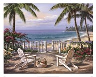 Coastal View Art