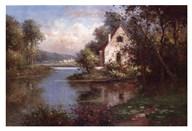 Enchanting Chateau Art