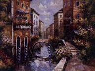 Venice In Spring Art