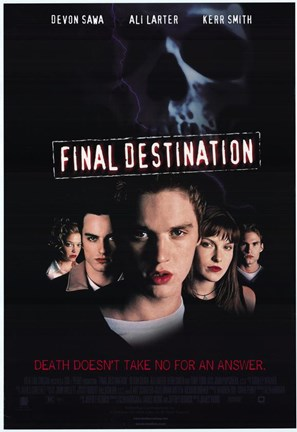 Framed Final Destination - style C Print