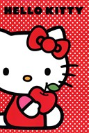 Hello Kitty - Apple Dots