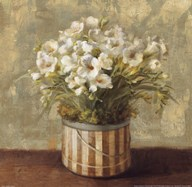 Hatbox Freesia Art