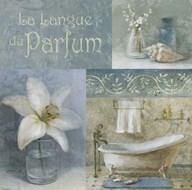 Parfum I  Fine Art Print