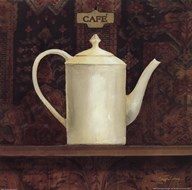 Ornamental Teapot I Art