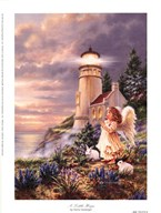 A Little Hope  Fine Art Print
