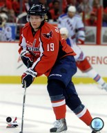 Nicklas Backstrom 2009-10 Action Art