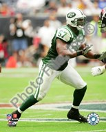 Bart Scott 2009 Action  Fine Art Print