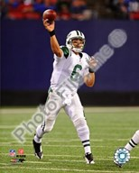 Mark Sanchez 2009 Action  Fine Art Print