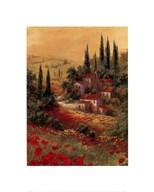 Toscano Valley I Art
