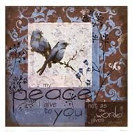 Bluebird 2  Fine Art Print