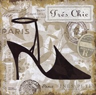 Chaussures II  Fine Art Print