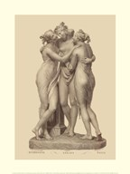 Three Graces, (The Vatican Collection)