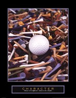 Character - Golf Tees