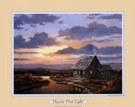 Dawn's First Light  Fine Art Print