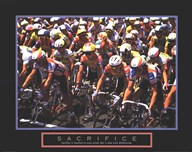 Sacrifice - Starting Line Bicycle Race