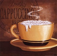 Frothy Cappuccino