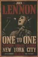 John Lennon (Concert)  Wall Poster