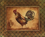 Country Rooster II - mini