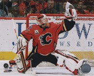 Miikka Kiprusoff 2009-10 Action Art