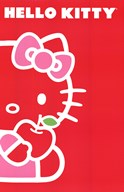 Hello Kitty - Apple - Red