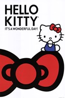 Hello Kitty - It's a Wonderful Day!