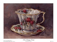 Rose Nosegay Teacup