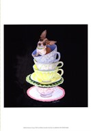 Chihuahua Teacups Art