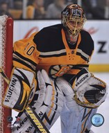 Tuukka Rask 2009-10 Action Art