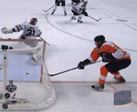 Claude Giroux Game Four of the 2010 NHL Stanley Cup Finals Goal (#15)