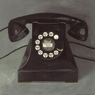 Classic Telephone  Fine Art Print