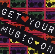 Get Your Music On  Fine Art Print