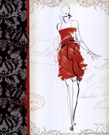 French Couture III Art