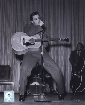 Elvis Presley Singing and Dancing (#7)