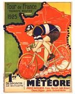 Tour de France 1925  Fine Art Print