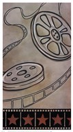 Reels  Fine Art Print