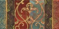Embroidered  Fine Art Print