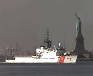 "Coast Guard Cutter ""Forward"" United States Coast Guard Art"