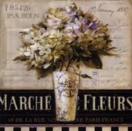 Marche de Fleurs Art