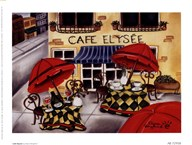 Cafe Elysee Art
