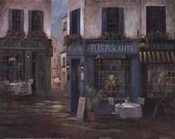 Pizza Rustico  Fine Art Print