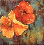 Poppies II Art
