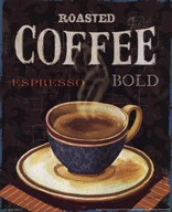 Today's Coffee IV  Fine Art Print