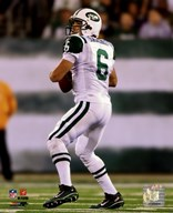 Mark Sanchez 2010 Action