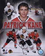Patrick Kane 2010 Portrait Plus  Fine Art Print